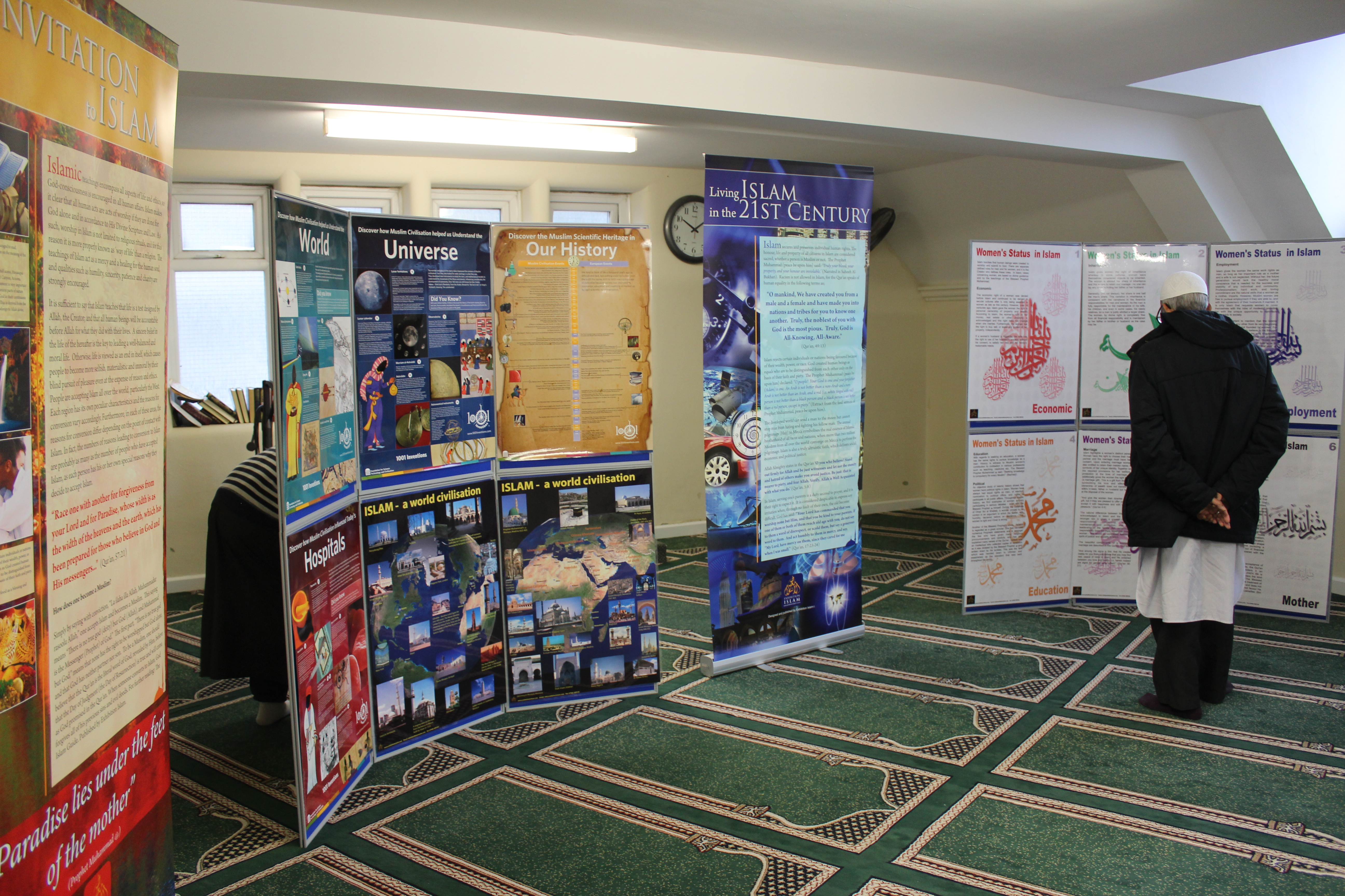 THANK YOU - Mosque Open Day 2019