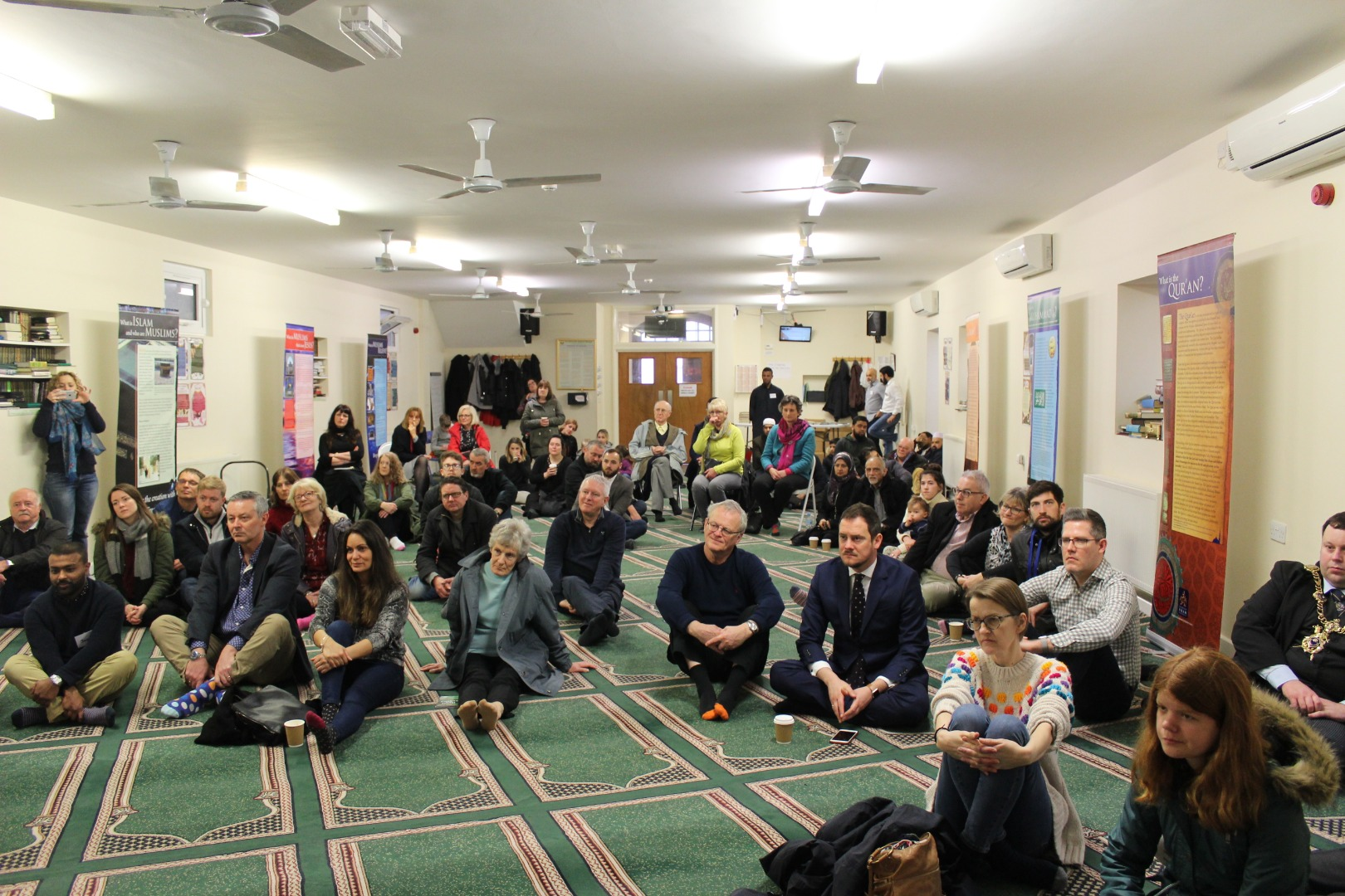 Masjid Open Day March 2019
