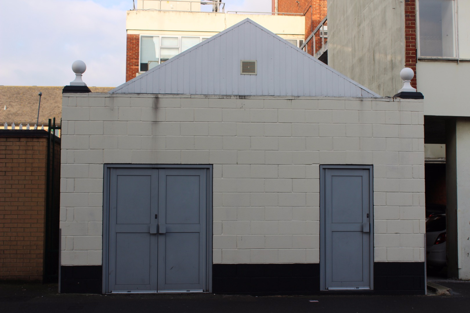 Portsmouth Central Masjid Mortuary