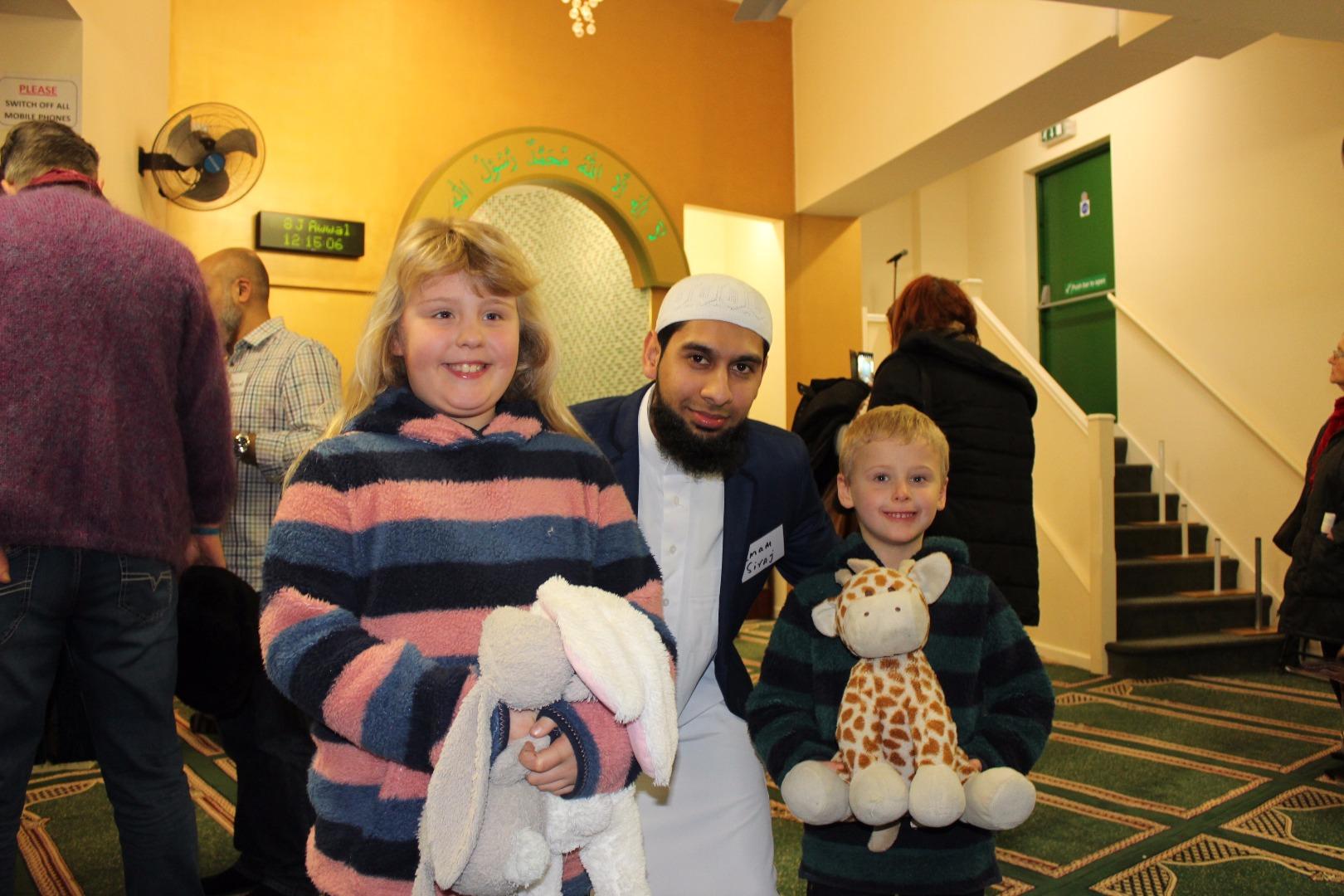 Masjid Open Day February 2017